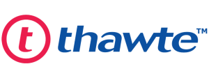 Thawte单域名DV SSL证书
