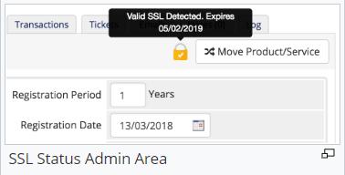 SSL状态监视报告