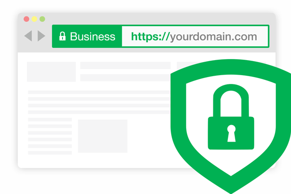 EV SSL证书浏览器展现形式
