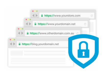 多域名SSL证书购买