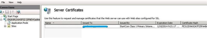 导入ssl证书