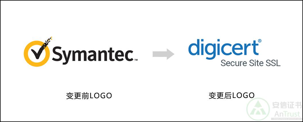 Symantec证书更名为DigiCert证书