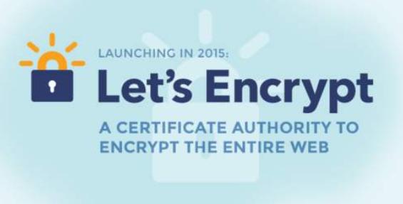 Let's Encrypt免费SSL证书