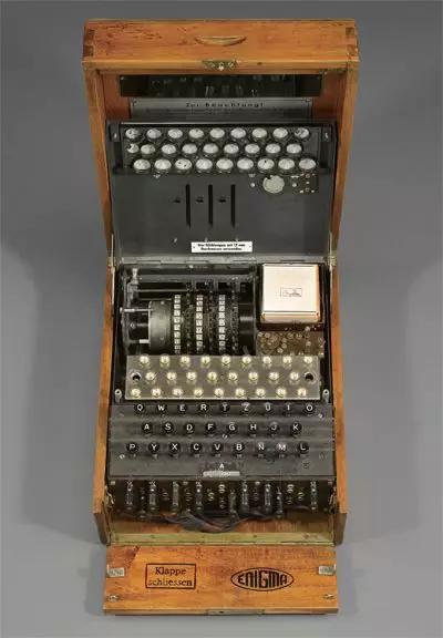 Enigma通讯