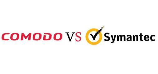 Symantec和Comodo
