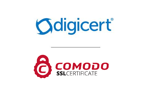 DigiCert和Comodo