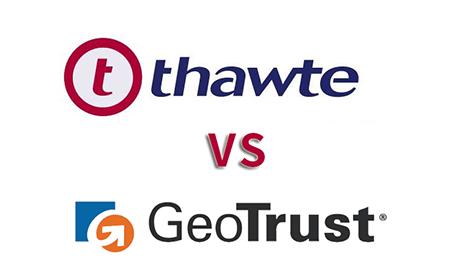 Thawte和GeoTrust