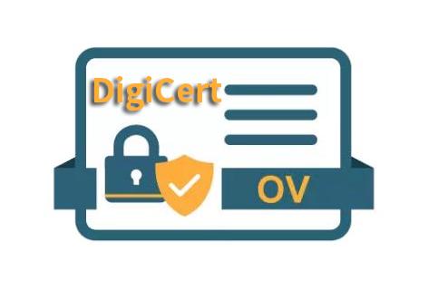 DigiCert单域名OV SSL证书
