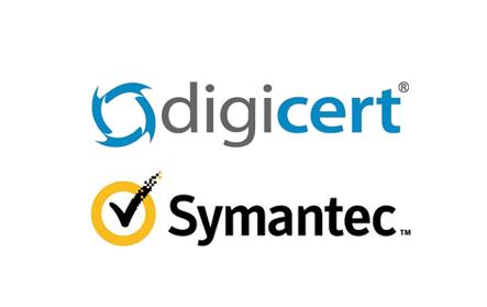 DigiCert和Symantec